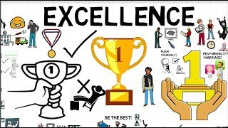 PURSUIT OF EXCELLENCE (MUST WATCH!!!) - Nouman Ali Khan Animated