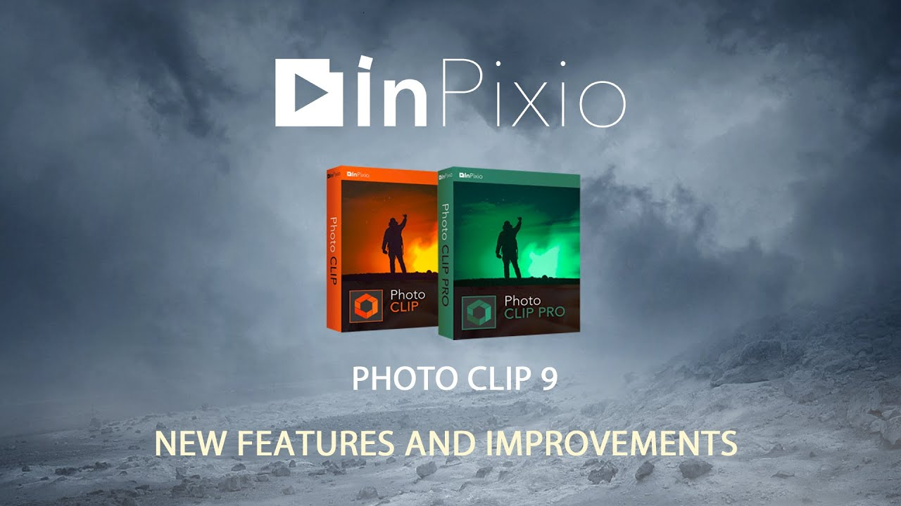 Inpixio Photo Clip 9 New Features And Improvements