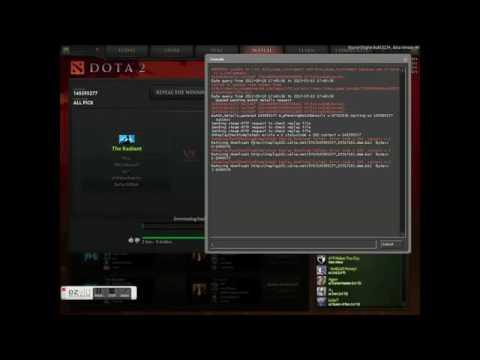 Dota 2 replay manager.