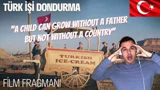 Italian Reaction To 🇹🇷 Türk İşi Dondurma (Turkish Ice Cream) - Fragman