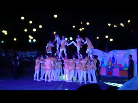 TIP MANILA 2016 CHEERDANCE COMPETITION - ELECTRICAL ENGINEERING