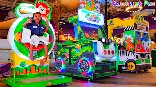 # 2 Cute Baby Toddler Toys Ride Odong odong Cute & Kids Car Toys at Kiddie Rides Mall