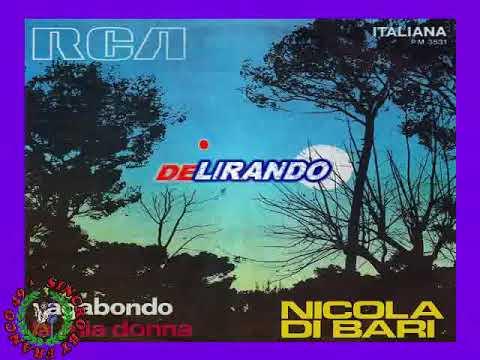 Nicola di Bari - Vagabondo -by Franco49 (karaoke)
