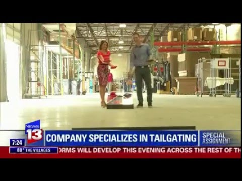 News 13 Victory Tailgate Feature 3 24 16 Youtube