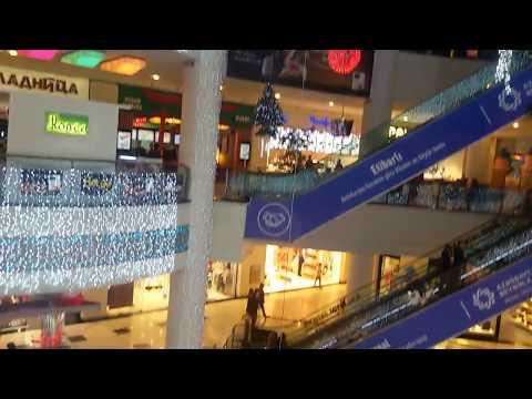 sahil shopping mall of Baku Azerbaijan 2018