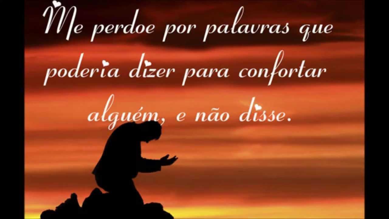 """Mensagem """"Perdão"""" (perdão De Deus)"""