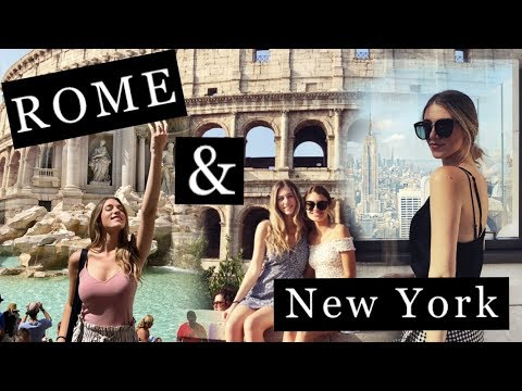 Let's Talk About Cat Calling... || ROME, Italy & MANHATTAN, New York