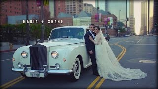 Maria Shahe S Wedding Highlights At Taglyan Cultural Complex