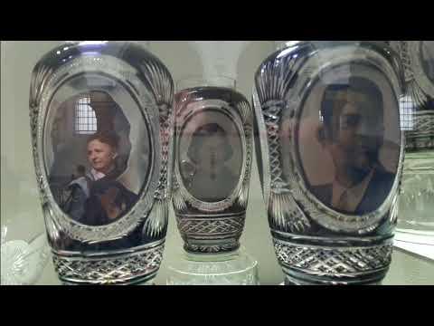 ЭТО НАДО ВИДЕТЬ! Хрусталь и стекло в музее Гусь-Хрустального