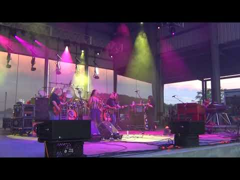 Dark Star Orchestra - full show 5-27-18 DSO Jubilee Thornville, OH  HD tripod