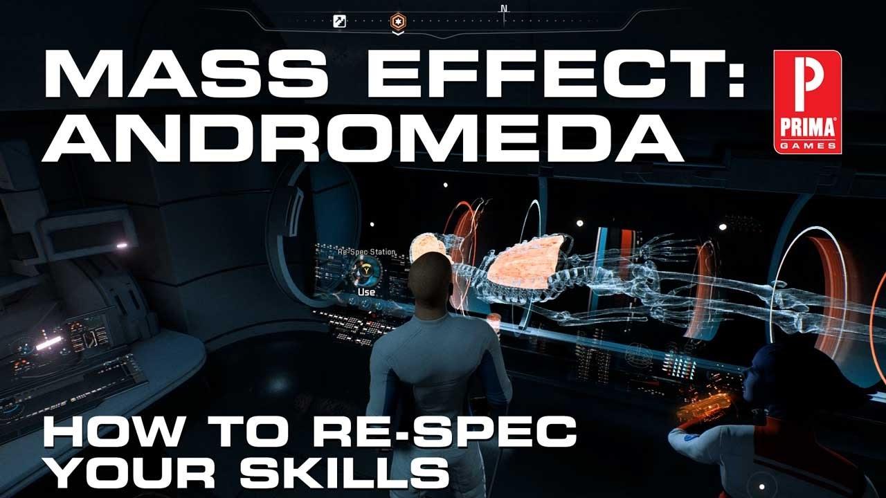 mass effect andromeda respec?