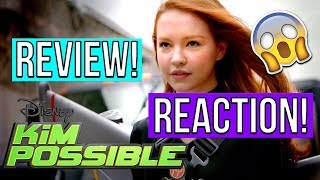 KIM POSSIBLE FULL MOVIE 2019! KIM POSSIBLE FULL LIVE ACTION MOVIE REACTION/REVIEW 2019!