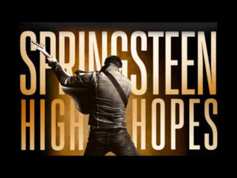 The Ghost Of Tom Joad Bruce Springsteen High Hopes