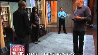 Steve, I Think He