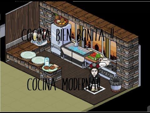 Decoraciones para tu casa hogar 1 cocina moderna habbo - Decoraciones para cocinas ...
