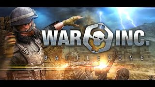 War Inc. Battlezone - Noob Play Gameplay (PC/HD)