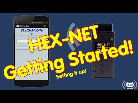 HEX NET Getting Started
