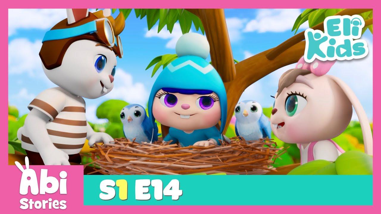 Download Playground In Forest   Abi Stories Episode 14   Eli Kids Educational Cartoon