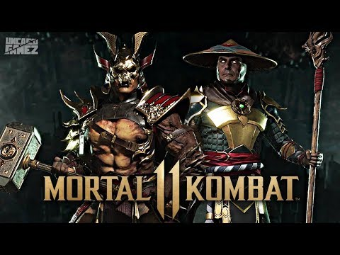 Mortal Kombat 11: NEW Character Images & Community Reveal Event Details Revealed!! thumbnail