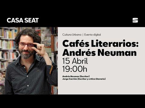 Cafés literarios: Andrés