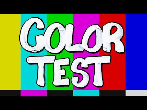 Thumbnail: Will This Trick Your Brain? (Color TEST)