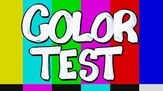 Will This Trick Your Brain? (Color TEST) by : AsapSCIENCE