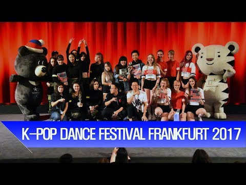 K-Pop Cover Dance Contest  Frankfurt 2017