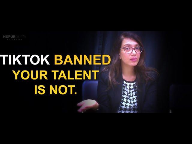 How TikTok Ban Affects Indian Makeup Artists | Nupur Gupta