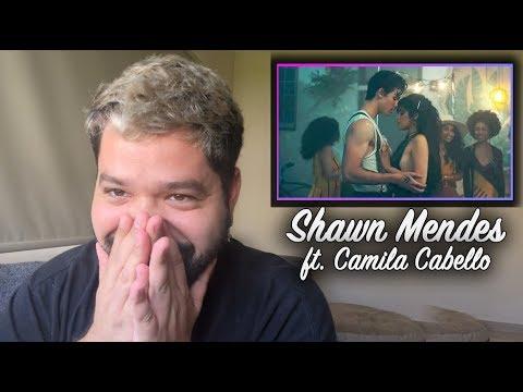 Download Lagu Shawn Mendes Camila Cabello Senorita Reaccion