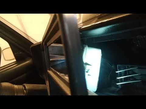 Как снять торпеду на ВАЗ 2107