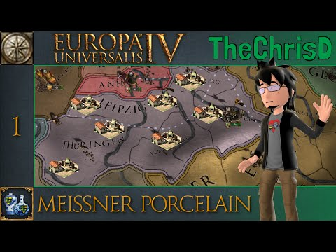 EU4: Cossacks – Meissner Porcelain 1