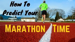 Yasso 800's | How To Predict Your Marathon Finish Time