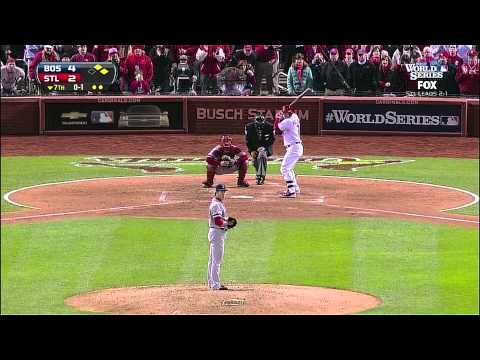 Red SoxCardinals Game 4 World Series Highlights 2013