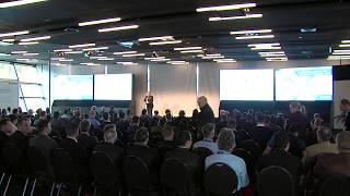 Begrüßung ABendveranstaltung METZLER  Innovationsforum