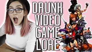 Drunk Video Game Lore - Kingdom Hearts