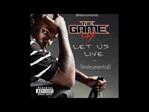 Game - Let Us Live - (Instrumental W/ Hook) - Feat. Chrisette Michelle