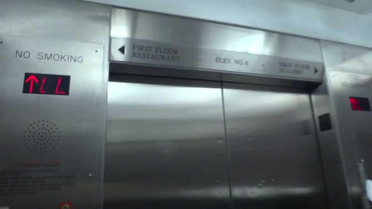 fujitec service elevator holiday inn golden gateway. Black Bedroom Furniture Sets. Home Design Ideas