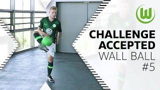 WALL BALL #5 – Challenge Accepted von Casteels, Roussillon, Kuba uvm.