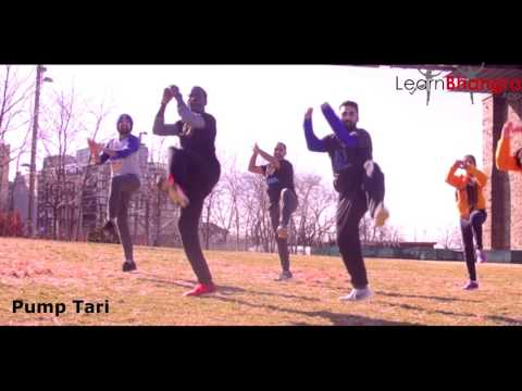 Panjabi MC - Kaadha Soorma (Klasikhz mix) | Bhangra Dance Steps & Tutorials | Learn Bhangra