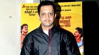 Atti was a blessed film - Sundar C Babu