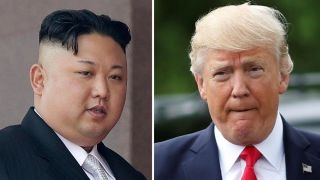 Trump would meet with Kim Jong Un; N. Korea hints nuke test