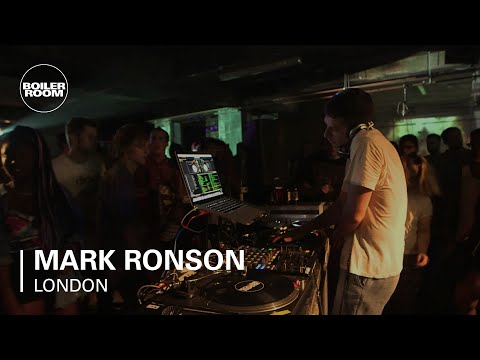 Mark Ronson Boiler Room London DJ Set