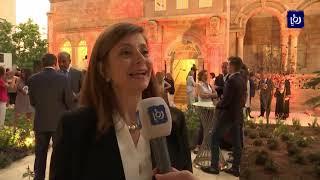 رئيس الوزراء يفتتح مركز بيت يعيش الثقافي في اللويبدة  -(13-6-2019)