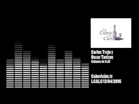 Entrevista Carlos Trejo y Óscar Tavizon 13042016