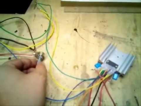 Como montar um amplificador de 80 watts com 5 componentes muito facil.