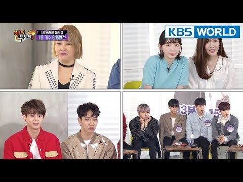 Happy Together I해피투게더 - Wanna One, Kim Kyungho, Highlight, Kim Taewon, etc. [ENG/2018.04.05]