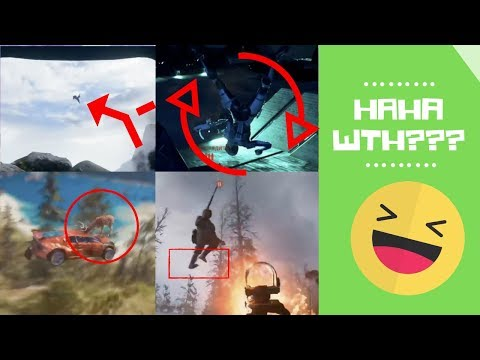 Funny Video Game Glitches Compilation (Best Moments!)