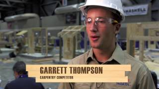 Inside The 2013 Carpentry Competition