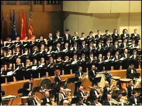 BANDA MUNICIPAL DE VALENCIA Cantata Valenciana de lÁnima del Cor