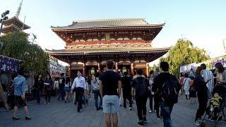 100km Walk Around Tokyo in 3 Days